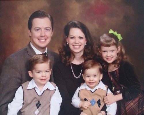 Read about Pastor Barber & family!